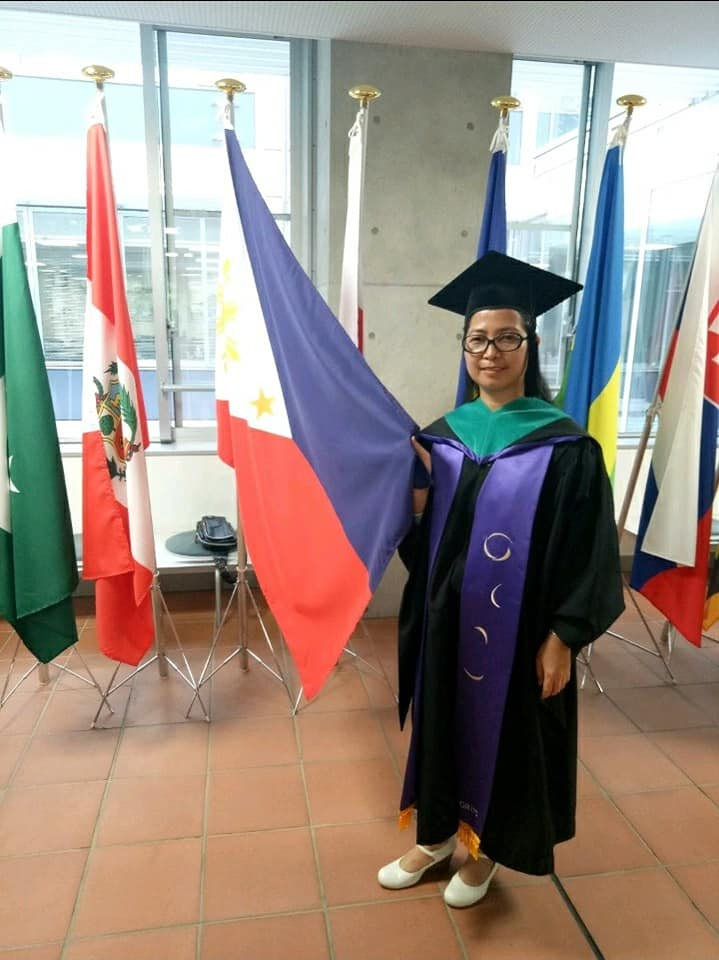 PSU faculty earns Master Degree in Japan